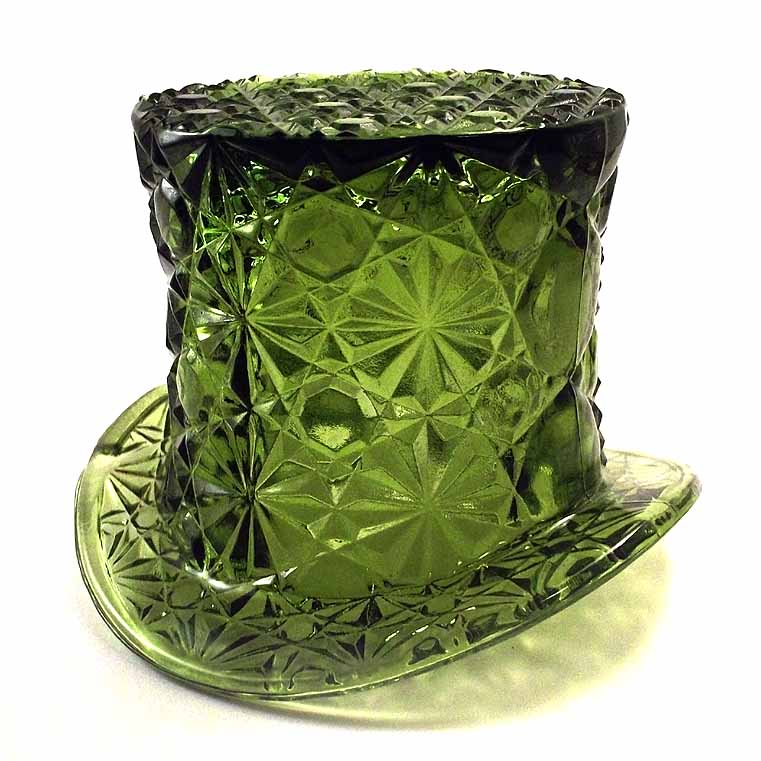 Glass Top Hat Product Photo
